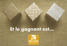 Concours Prix Juste