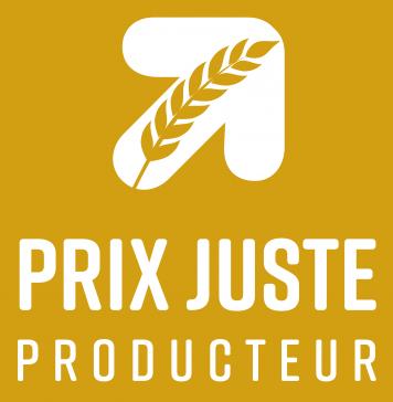 Logo Prix Juste Producteur