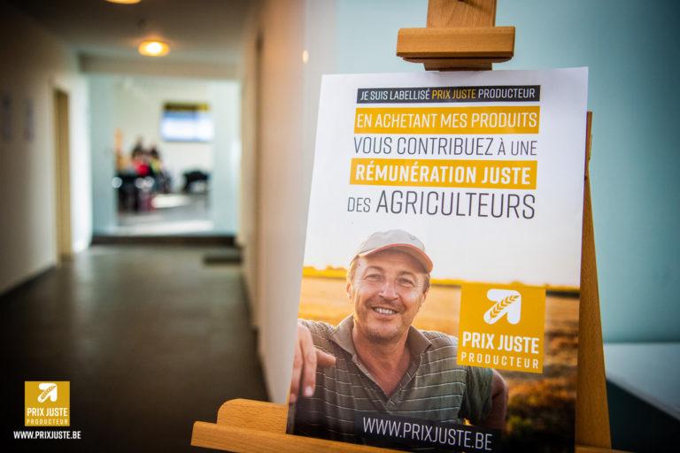 1er évènement Prix Juste Producteur : » Objectif commerce»