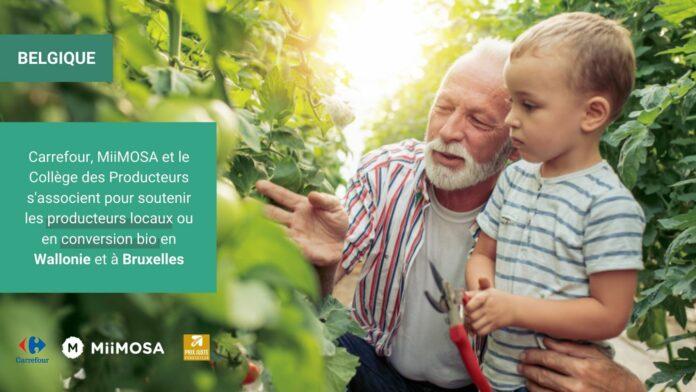 Vous êtes agriculteur bio ou en conversion ?